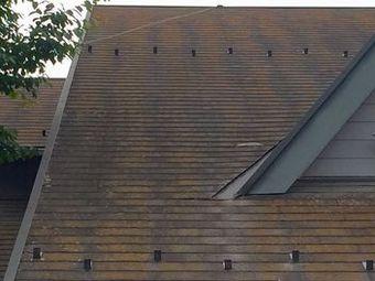 中之条町伊勢町T様邸屋根塗装