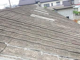 工場スレート屋根