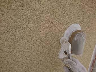 藤岡市 外壁-ホルダー塗装