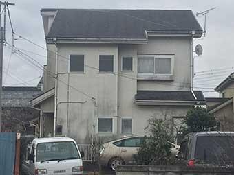 藤岡市下戸塚町F様邸屋根塗装