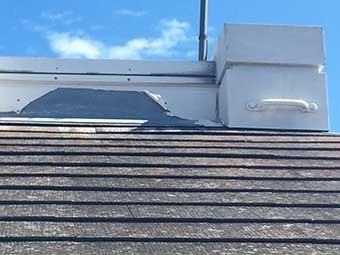 前橋市上大島町K様邸屋根塗装3