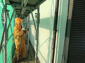 前橋市 外壁洗浄