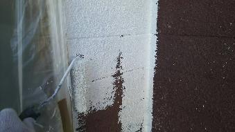 前橋市荒子町M様低外壁下塗り