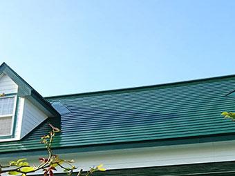 伊勢崎市波志江町T様邸屋根塗装終了