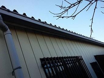 群馬県 ガレージ外壁・屋根塗装工事見積