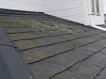前橋市 屋根塗装
