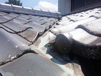 高崎市榛名町N様邸屋根塗装4