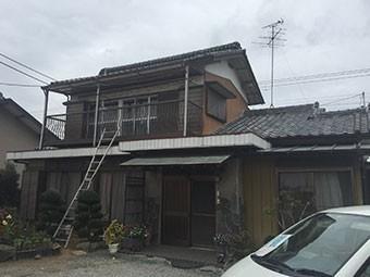 太田市宝町H様邸屋根塗装
