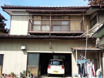 前橋市富士見町正面外観