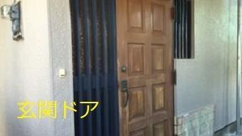 前橋市高花台K様邸玄関ドア
