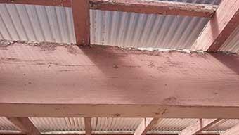 屋根外壁塗装 現地確認