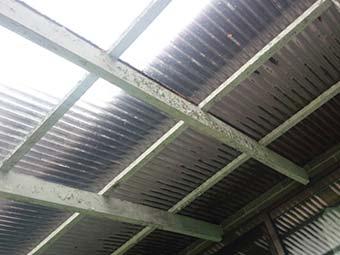 前橋市 屋根、バルコニー塗装