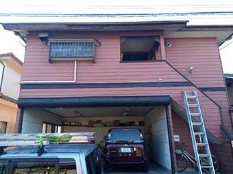 前橋市昭和町1階駐車場住宅