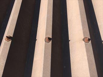 前橋市富士見町K様邸塗装工事屋根