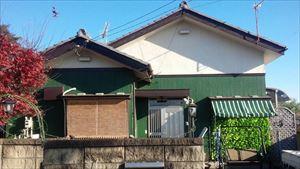 前橋市富士見町K様外観玄関側