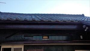 前橋市富士見町K様邸屋根棟