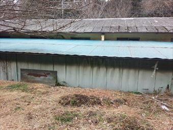 甘楽郡下仁田町A様邸屋根塗装前建物全体