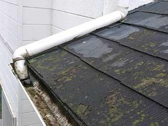 前橋市屋根外壁現地調査