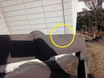 前橋市日吉町S様邸屋根塗装4