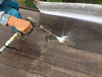 群馬県玉村町 屋根塗装