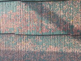 高崎市南陽台屋根塗装前
