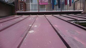 高崎市新町トタン屋根の状態