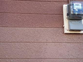 群馬県 外壁色あせ