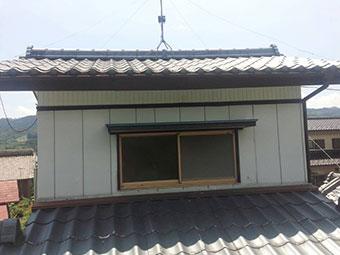 高崎市榛名町N様邸屋根塗装2