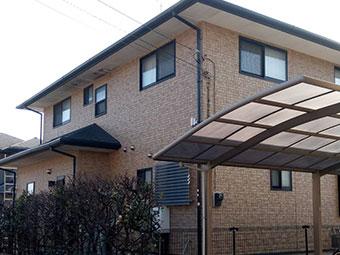 前橋市青梨子町の屋根工事は葺き替えかカバー工法か迷います