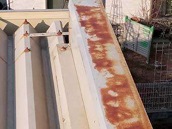 アパート 屋根塗装見積り
