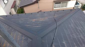 前橋市の屋根塗装施工前下山様