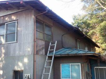 前橋市富士見町S様邸屋根塗装前
