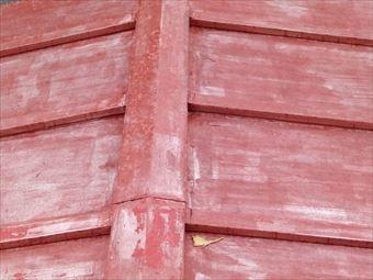 前橋市石倉町トタン屋根の状態
