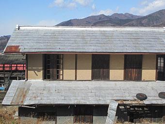 渋川市赤城町S様邸屋根塗装2