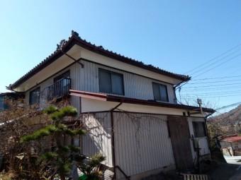 高崎市乗附町 日本瓦屋根の雨漏り
