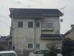 藤岡市 屋根外壁塗装 施工前