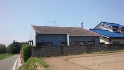 前橋市富士見町、塗装工事前の全体写真