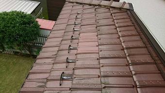 前橋市瓦交換と塗装完成