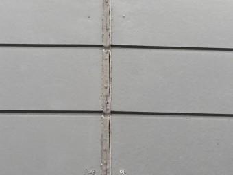 渋川市伊香保町外壁コーキングの劣化