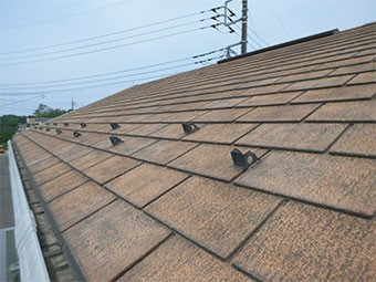 高崎市飯塚町 屋根塗装見積り