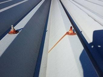 群馬県 ガレージ屋根塗装工事見積