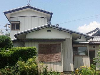 高崎市榛名町N様邸屋根塗装