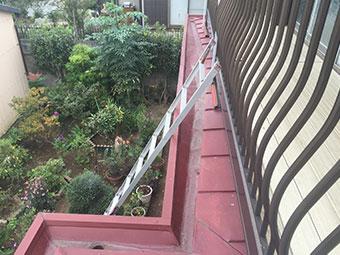 太田市宝町H様邸屋根塗装2