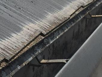 前橋市鼻毛石K様屋根の傷み