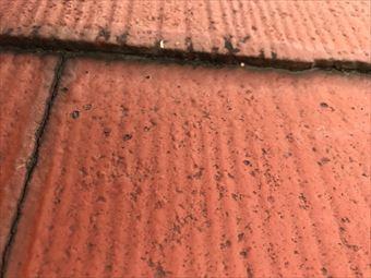 前橋市下大屋町U様屋根材の劣化アッププ