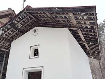 沼田市利根町M様邸屋根塗装2