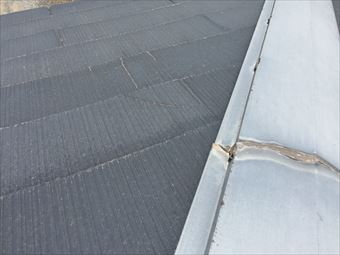 みどり市笠懸町H様邸屋根塗装