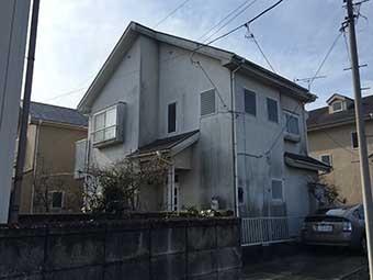 藤岡市下戸塚町F様邸屋根塗装2