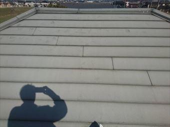 玉村町屋根塗装 現調