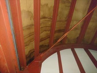 前橋市古市町 雨漏り調査屋根裏